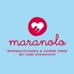 maranolo brand corporate logo print grafik design